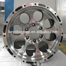 Lowest price high quality replica wheel, SUV 4X4 alloy wheel rim