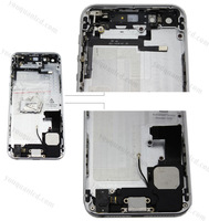 For Iphone 5 replacement back housing,for iphone 5 back cover assembly replacement