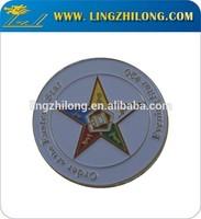 factory price wholesale metal lapel badge star logo pins