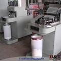 Pequeño dtx-a1 textil de la máquina- textil cardado