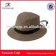 Custom Made Embroidery Logo Cotton Man Sun Hat Hot Sale Man Bucket Hat