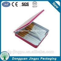 2015 88x65x25mm metal electronic cigaretee box