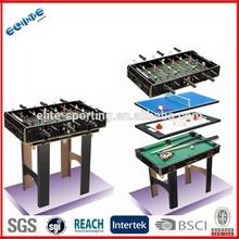 drevenny multifunkcny hraci stol stolny futbal biliard stolny tenis ping pong hokej