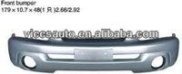 For Mitsubishi Pajero Mini 03-06 Car Auto Front Bumper