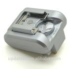Free Shipping Hot shoe Adapter Camera Wireless Speedlite Flash Speedlite Trigger for Sony E-Mount NEX3 3C NEX5 5C 5N Silver