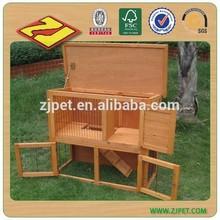 Cheap Wooden Rabbit Cage DXR015