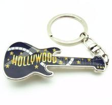 Guitar Printing BOTTLE OPENER & KEY CHAIN 2 in 1