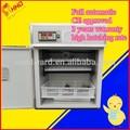 Incubadora do ovo peças/ovos para incubação máquina/ovos incubato com ce aprovou, 3 anos de garantia