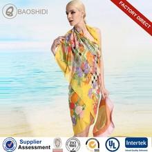 100 pure silk pareos and sarongs wholesale beach sarong