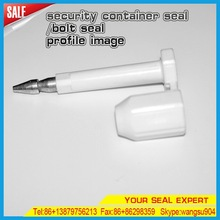 White Plastic High Security Automatic Container Lock