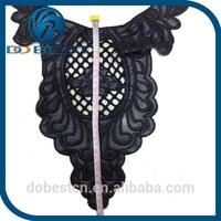 lace flower necklace felt neck lace ladies kurta neck design lace