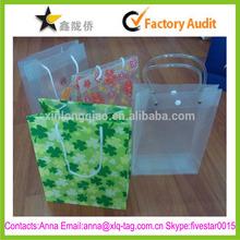 2015 New design plastic packaging bag/plastic t-shirt bag/plastic bag printing