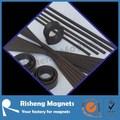 De goma de neodimio imán hecho a de banda magnética de banda hoja de proveedores de neodimio imán de goma