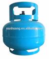 Cilindro de gas lpg 3.0 kilogramos de alta calidad para la cocina