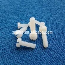 GB65(eqv ISO1207) M3-M4-M5 Plastic Slotted Cheese Head Screws