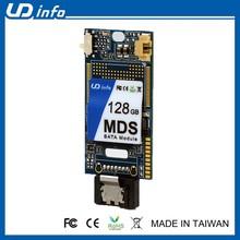 Industrial SATA DOM 7 pin vertical SLC 16gb SATA Disk on Module