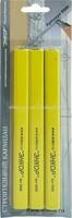 3 pcs black pencil tool set