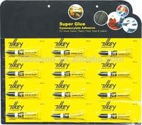 12 pcs super glue for electronic component