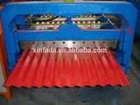 zinc used corrugated metal roof sheet making machine