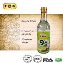 500ml Donghu Brand Fermented White Chinese Rice Vinegar HACCP