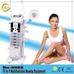 2015 hot xinggang natural skin analyzer acuum whitening machine ali express