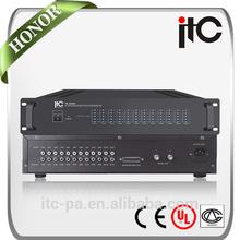 TH-0700H Digital video Conference System 8 channels simultaneous interpretation equipment