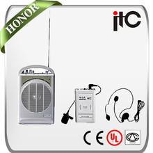 T-6020 Mini teaching portable amplifier system