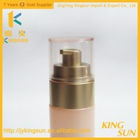empty round bottom cosmetic glass lotion bottles
