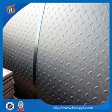 A283 checkered steel plate
