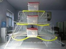 Better Factory hot sell 3 tier 120 birds layer chicken house