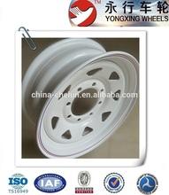 8 Spoke Trailer Wheel from China Wheel Factory