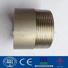 stainless steel thread welding nipple
