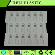 PVC rigid clear sheet plastic blister packaging