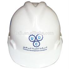 Logo customized CE EN397 V Gard construction safety helmet