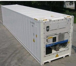 refrigerated container parts from China