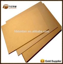 standard size raw mdf board in China