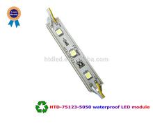 5050 12V 2015 waterproof led light module for greeting card