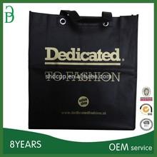 Factory price 60-120gsm non woven shopping tote bag