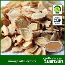 100% pure natural ashwagandha extract 10:1 20:1