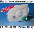 dolomit test de protection respriator masque à poussière masque