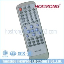 Chile Home DVD Players Use remote control MRE-1380 remote control universal car dvd player