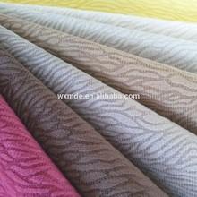 Burnout Upholstery Fabric With TC Backing / Sofa fabric/ Velvet Sofa Fabric