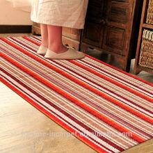 CF Series non slip cotton floor mats for home