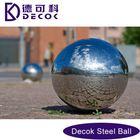 Mirror Balls 0.8MM Thickness Stainless Steel Sphere Plastic Balls