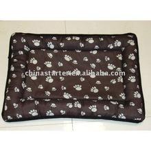 2014 hot selling Luxury padded new design pet mat