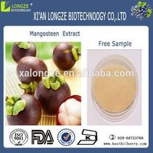 mangosteen extract garcinia mangostana fruit peel