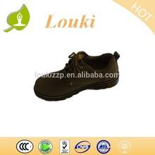 Botas de trabalho Made in China para o trabalho e botas de segurança para trabalho pesado
