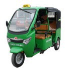 tricycle pedicab tuk tuk passenger auto rickshaw