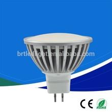 Hot!!! Bivoit ac85-265V Mr16 smd 300-325lm 5w led spot light