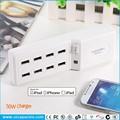 la oficina o el uso público k10 5v 10a 8 de escritorio usb ce cargador usb para ipad